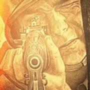 War The Heat Of The Battle Art Print