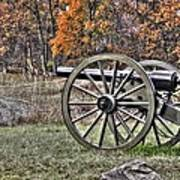 War Thunder - 4th New York Independent Battery Crawford Avenue Gettysburg Art Print