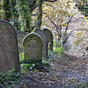 Wardsend Cemetery Art Print