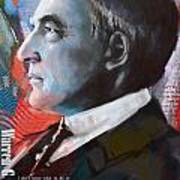 Warren G. Harding Art Print
