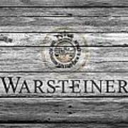 Warsteiner Art Print