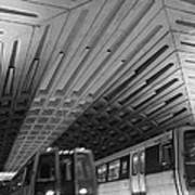Washington Dc Metro Art Print