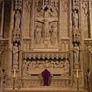 Washington National Cathedral - Washington Dc - 011324 Art Print