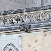 Washington National Cathedral - Washington Dc - 01134 Art Print