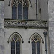 Washington National Cathedral - Washington Dc - 011358 Art Print by DC Photographer