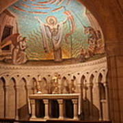 Washington National Cathedral - Washington Dc - 011370 Art Print