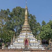 Wat Chai Monkol Phra Chedi Dthcm0860 Art Print