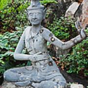 Wat Pho Art Print