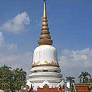 Wat Phrasri Mahathat Phra Chedi Srimahatha Dthb1473 Art Print