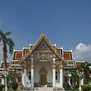 Wat Phrasri Mahathat Ubosot Dthb1462 Art Print