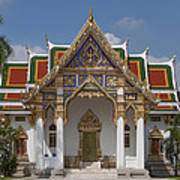Wat Phrasri Mahathat Ubosot Dthb1464 Art Print