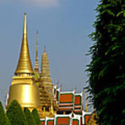 Wat Po 1 Art Print