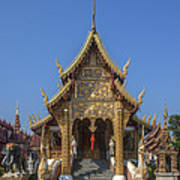 Wat Saen Muang Ma Luang Phra Wihan Dthcm0618 Art Print