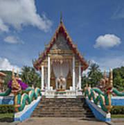 Wat Suwan Khiri Khet Ubosot Dthp265 Art Print