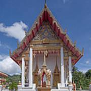 Wat Suwan Khiri Khet Ubosot Dthp269 Art Print