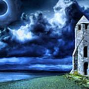 Watchtower Art Print