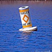 Water Hazard Art Print