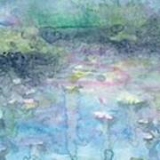 Water Landscape Art Print