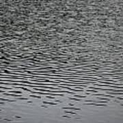 Water Lines Art Print