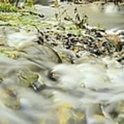 Water Over The Dike Art Print