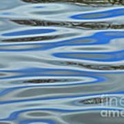 Water Reflections 2 Art Print