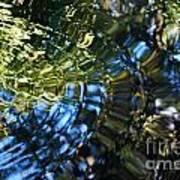 Water Reflections 4 Art Print