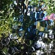 Water Reflections 9 Art Print