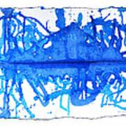 Water Variations 11 Art Print