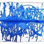 Water Variations 13 Art Print