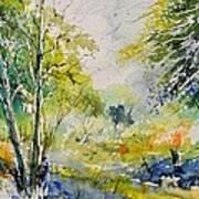 Watercolor 414061 Art Print
