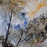 Watercolor 45319051 Art Print