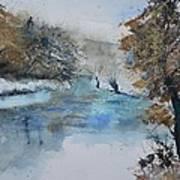 Watercolor 511003 Art Print