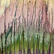 Watercolors Running Art Print