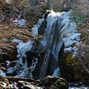 Waterfall 4 Art Print