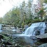 Waterfall Country Art Print