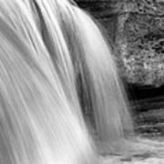 Waterfalls I I Art Print