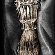 Waterford Crystal Shaving Brush 2 Art Print