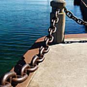 Waterfront Trail Art Print