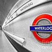 Waterloo Art Print