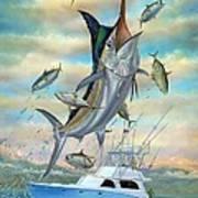 Waterman Art Print by Terry Fox