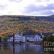 Waterville Valley 2 Art Print