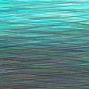 Watery Deep Art Print