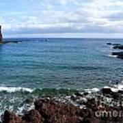 Waves Of Hawaii Art Print