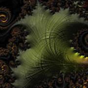 Waves Of Resonance Art Print