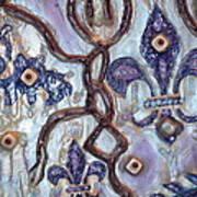 Wax Man Art Print