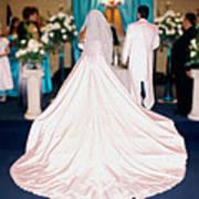 Wedding Dolores Art Print