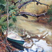 Wekiva Autumn Art Print
