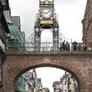 Welcome To Chester Art Print