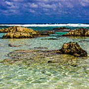 Welcome To Cozumel Art Print