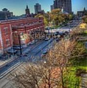 Welcome To Rochester Art Print